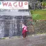 Wisata Pemandian Air Panas Guci Jawa Tengah
